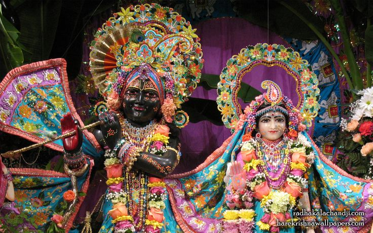 To view Radha Kalachanda Close Up Wallpaper of ISKCON Dallas in difference sizes visit - http://harekrishnawallpapers.com/sri-sri-radha-kalachanda-close-up-iskcon-dallas-wallpaper-002/