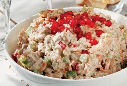 Christmas Chicken Salad