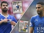 Paper round-up: Chelsea war with Costa Mahrez Man Utd revelation Ozil Arsenal fury