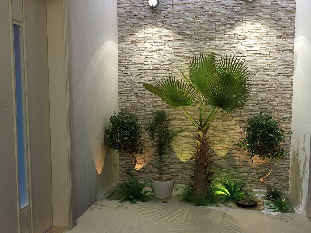 Construindo Minha Casa Clean: Jardins de Inverno ou Internos!!! E 20 Plantas…
