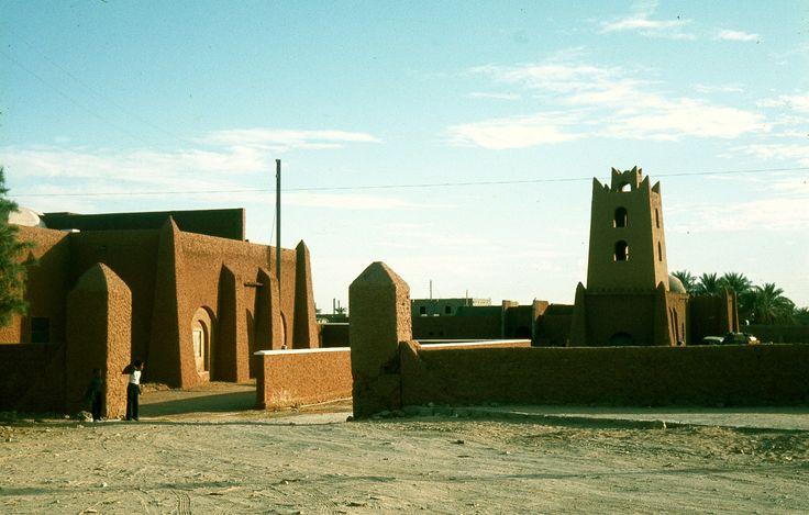 Adrar_buildings Algeria