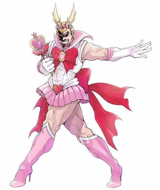 My Hero Academia // BNHA // All Might // Toshinori Yagi