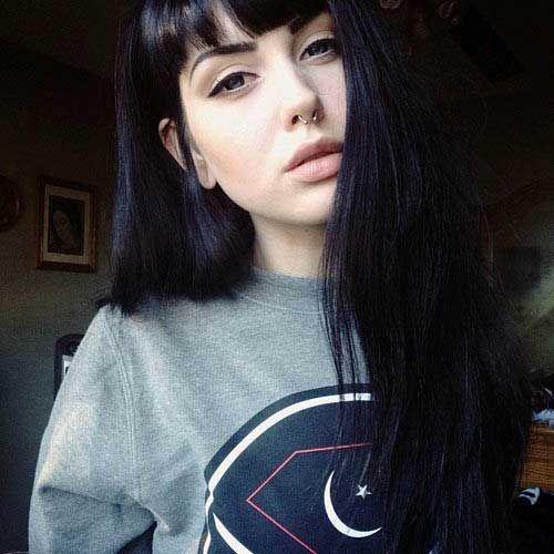 foto de cabelo do tumblr