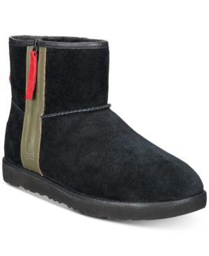 fca46ed3f31 UGG Men Classic Waterproof Mini Zip Boots Men Shoes   Products ...
