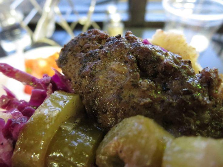 Pita Palace - As wonderful as the falafel is, I am always seduced by the shwarma. 1658 La Vista Rd NE Atlanta, GA 30329. (404) 781-7482