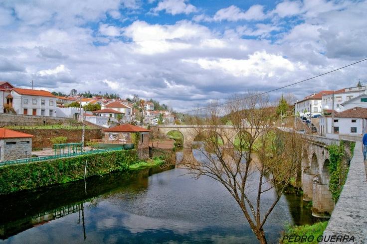 Vila de Côja,Portugal