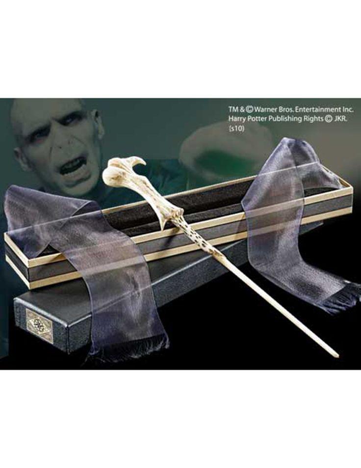 Réplique baguette Voldemort - Harry Potter™ : Cette baguette est une réplique…
