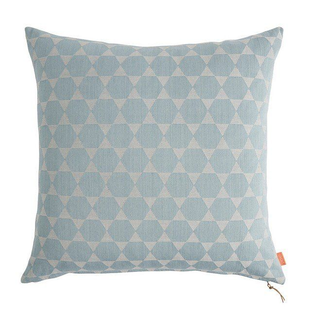 Mint and grey floor cushion OYOY / light blue gorgeous floor pillow / perfect yoga cushion / circle design pillow / peppa penny pillow