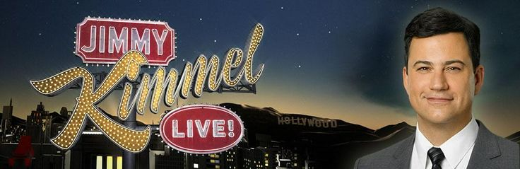 Jimmy Kimmel Live Tickets - 1iota