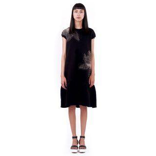 Daisy Black Dress • Ioana Ciolacu