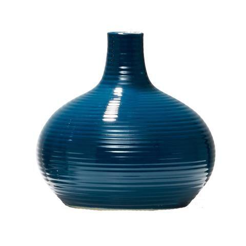 indigo Ceramic Vase homemaker