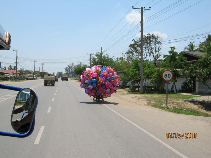Somewhere near Vientiane