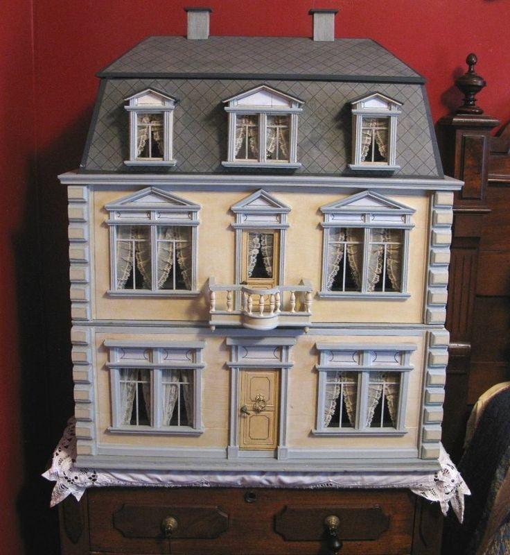 Dollhouse Miniatures Jensen: 177 Best Images About Dollhouses, Rooms & Miniatures On
