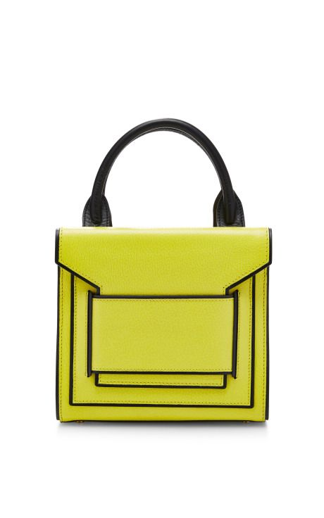 Jane Bag In Yellow by Pierre Hardy for Preorder on Moda Operandi