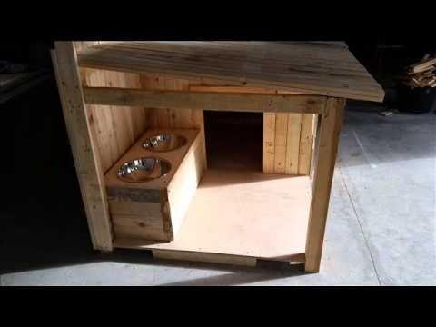 Video Caseta perro palets - YouTube                                                                                                                                                                                 Más