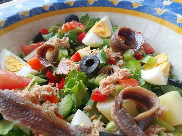1000 images about ensaladas en pinterest cilantro for Cenas frias ligeras