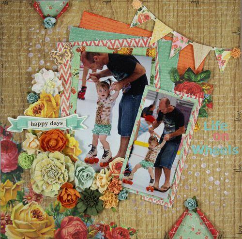 Kaisercraft - Tropical Punch - Linda Thompson