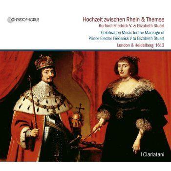 I Ciarlatani - Celebration Music For The Marriage Of Prince Elect