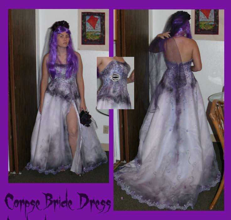 Google image result for for Corpse bride wedding dress for sale