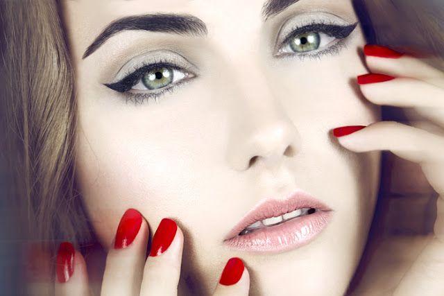 Sara Nieto Make Up BLOG: Mirada años 50