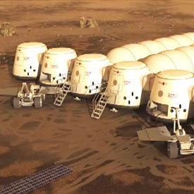 Despite the enormous difficulty and expense related to space travel, a Dutch group has announced plans to set up a small living station on Mars by 2023.