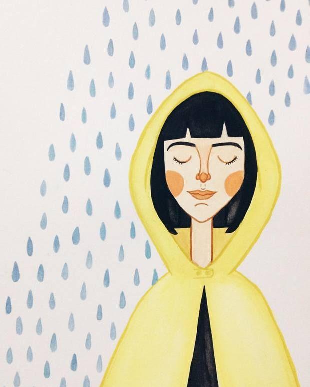 Personagens da cultura pop, universo feminino e retratos personalizados. As ilustrações de Luiza Alcântara em aquarela são indescritivelmente encantadoras.