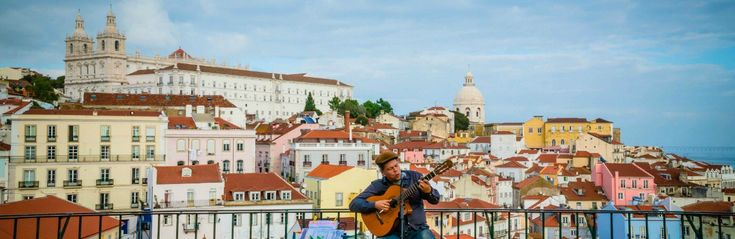 Exploring Portugual's capital city over one breathtaking weekend