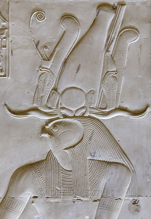 Egypt: 'Horus at Abydos. by Paul Smit | Mick Palarczyk