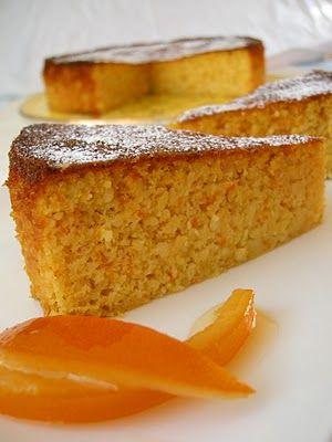 Orange almond cake recipe nigella lawson