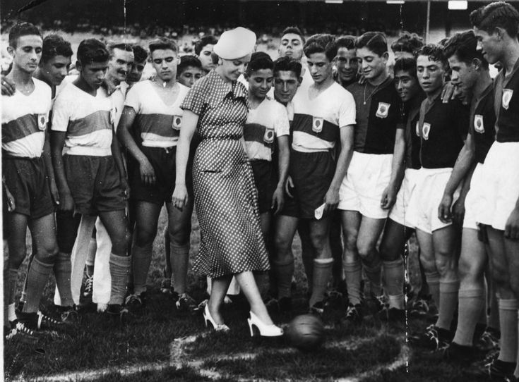Eva Peron - 1951. Eva Peron's Style Set The Bar For Fashionable First Ladies (PHOTOS)