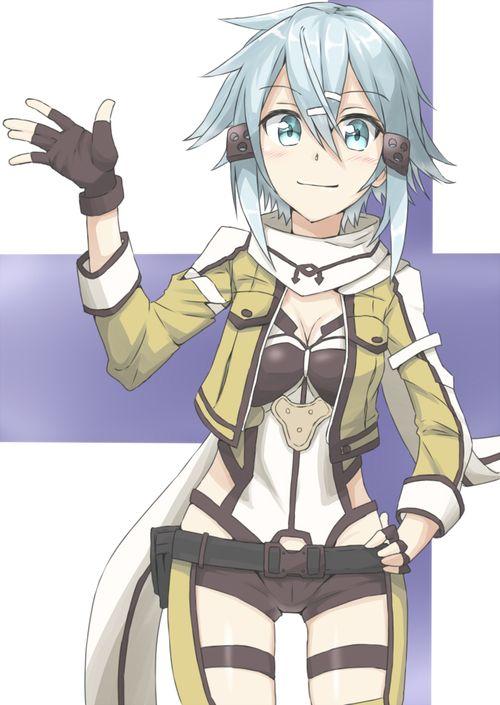 Sword Art Online 2 - Shinon