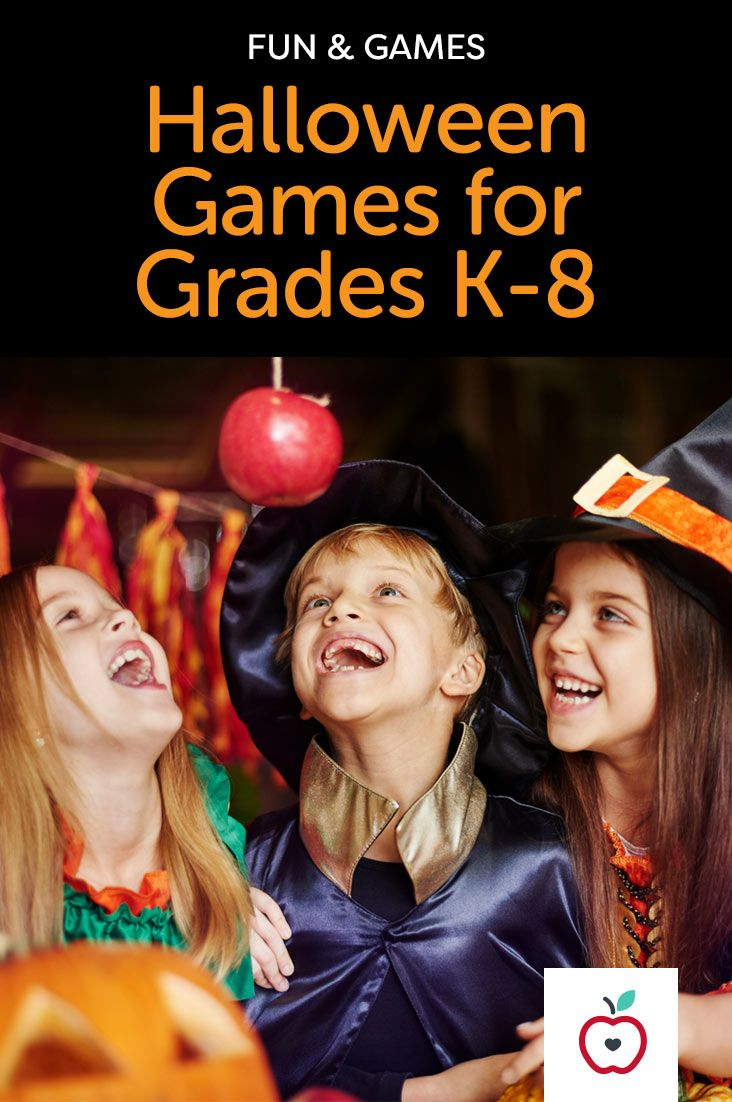Halloween games are an excellent way to increase engagement and collaboration in your classroom. Whether you're looking for party ideas such as Halloween bingo or a spooky version of musical chairs, our top 10 Halloween games for kids are fun and educational. They're a great way to incorporate the fun of the holiday into your regular curriculum. (Grades K-8)