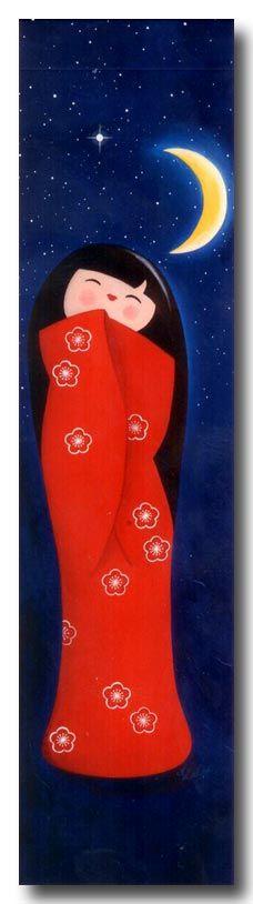 Sous la lune - Myriam Lakraa