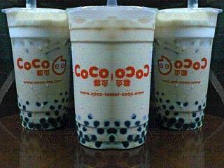 Coco Fresh Tea & Juice - Grass Jelly Milktea, Jasmine Milktea,Pearl Milktea Fourth Floor, SM City Manila, Ermita, Manila