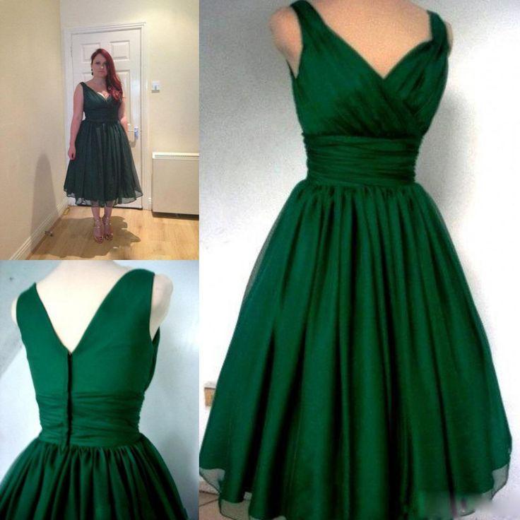 les 25 meilleures id es concernant robes vert meraude sur pinterest robe meraude robe verte. Black Bedroom Furniture Sets. Home Design Ideas