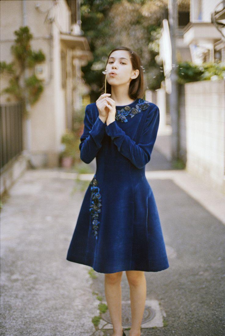 Ola Rindal for Union Magazine model: Kiko Mizuhara,