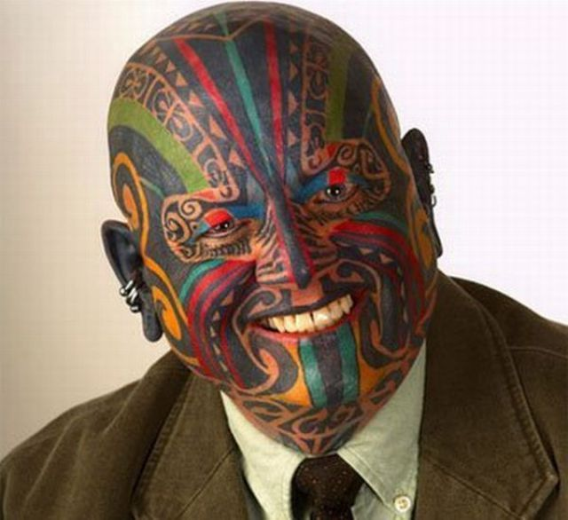 """""""In a jam? Call the Tattoo Man Law Firm! Winning settlements and scaring judges since 2002."""""""