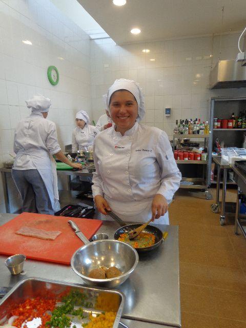Gastronomía internacional en INACAP