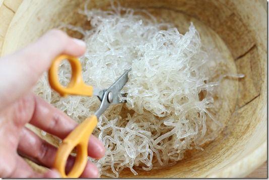 How to prep Kelp noodles