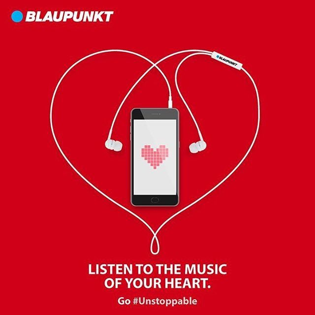 Happy Valentines day! #GoUnstoppable #Love #Blaupunkt #audiophile #audio #headphones #headsets #earbuds #German #Quality   via Earphones on Instagram - Best Sound Quality Audiophile Headphones and High-Fidelity Premium Earbuds for Hi-Fi Music Lovers by AudiophileCans