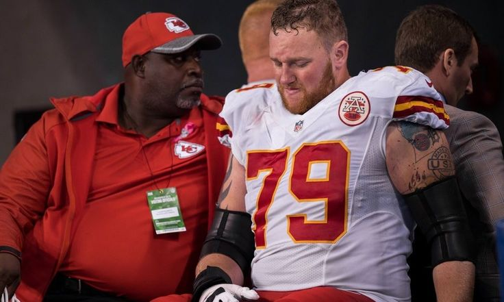 Chiefs' LG Parker Ehinger will miss rest of season with torn ACL = The Kansas City Chiefs got terrible news on Tuesday regarding starting left guard Parker Ehinger. According to ESPN's Adam Caplan, the young lineman will miss the rest of the season with a torn ACL.  Ehinger suffered.....