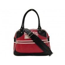 Converse College Revival Squarebag Dull Red Laptoptas
