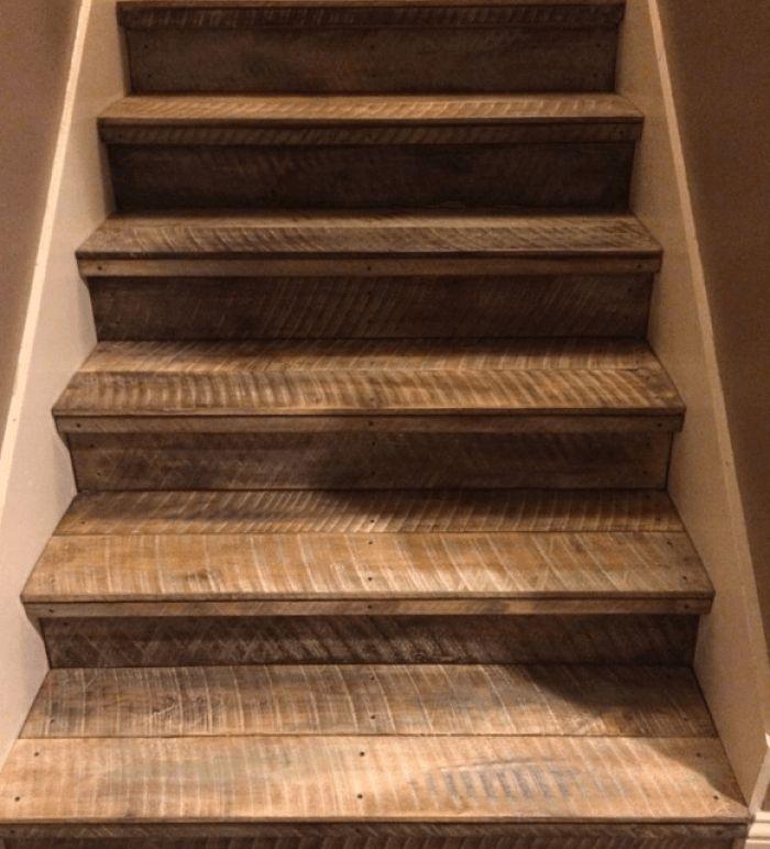 25 Best Ideas About Hardwood Stairs On Pinterest: Best 25+ Painting Wooden Stairs Ideas On Pinterest