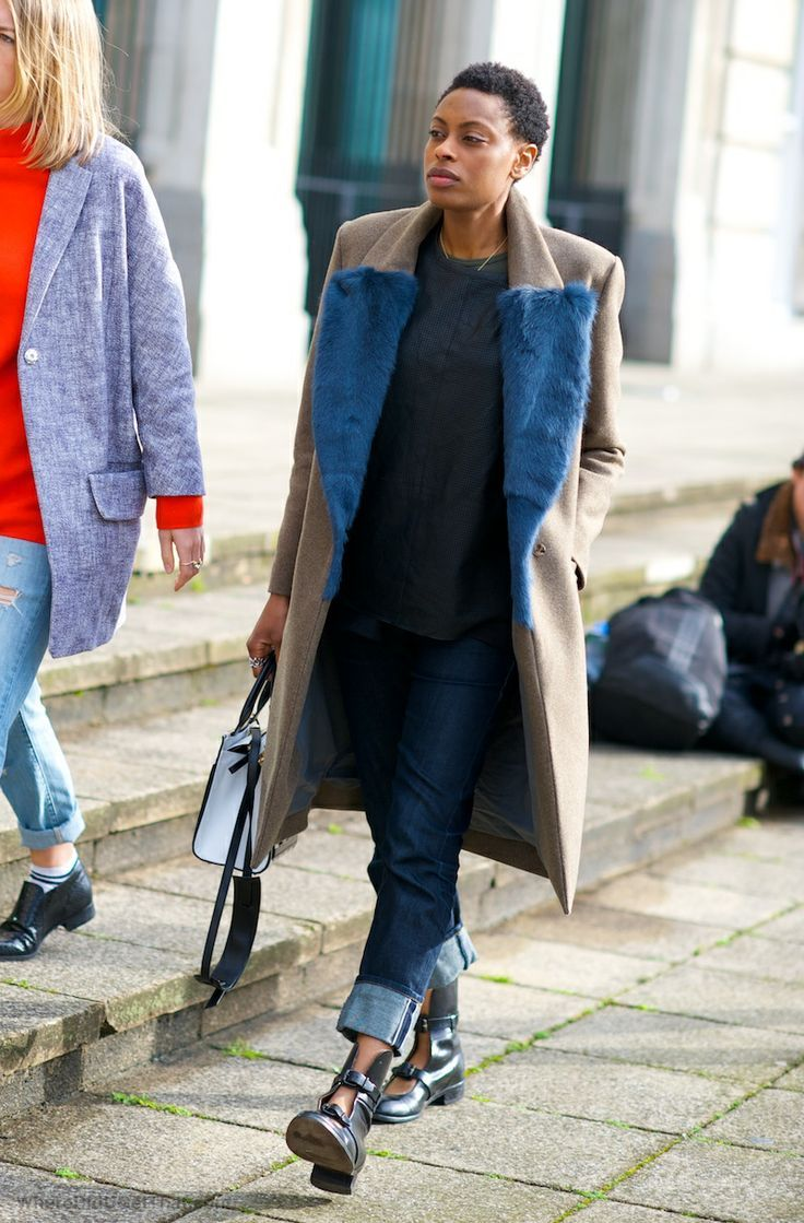 that coat + those booties...: