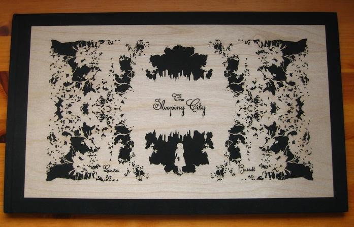 Really beautiful screen print: Paper Cut, Cities, Laser Cutting, Beautiful Screen, Laura Barrett, Cut Outs