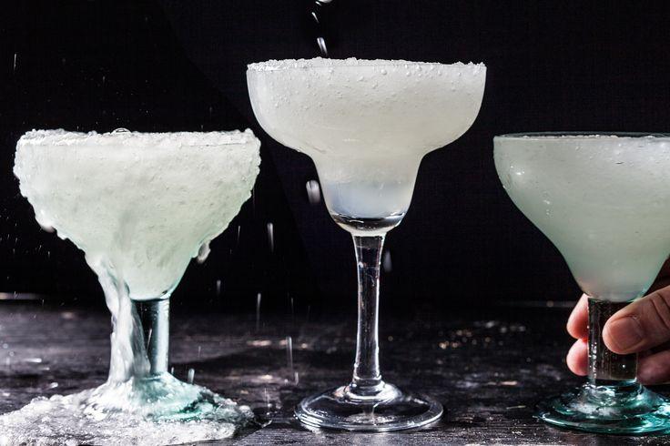 Cinco de Mayo food & drink recipes | Slushy Blended Margarita