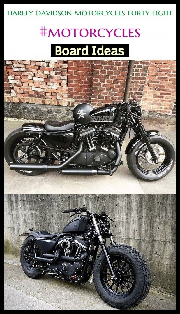 Harley Davidson Motorcycles Forty Eight Moto In 2020 Harley