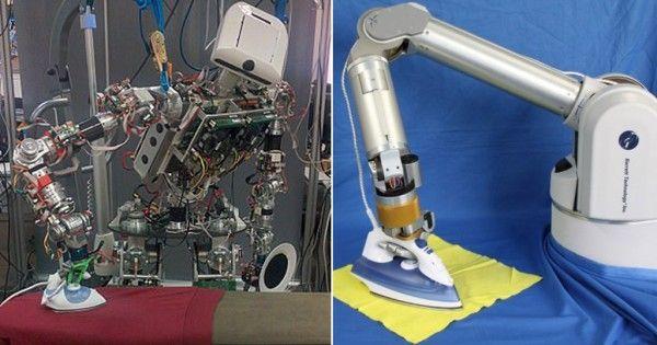 ΣΙΔΕΡΩΜΑ ΤΕΛΟΣ – Αυτό το ρομπότ θα σας λύσει τα χέρια