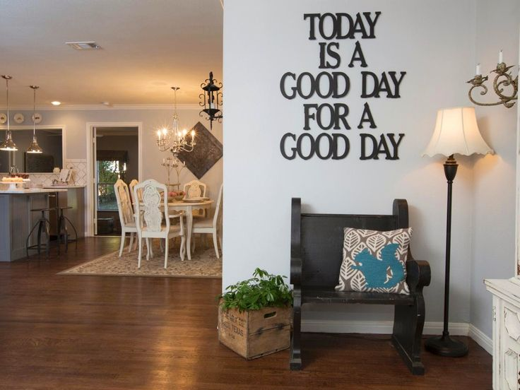 HGTV Best Show Ever   Fixer Upper      I mean come on guys, what a creative and functional idea!     Jo Ann & Chip Gains. They are the C...
