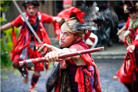 Minahasan Cultures Dances